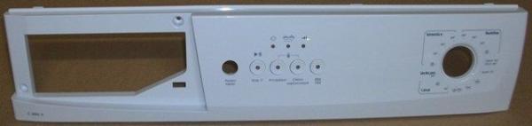 Maskownica | Panel przedni do pralki 2885609187,0