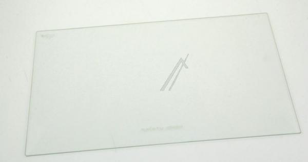 Półka szklana nad pojemnikiem na warzywa do lodówki 4561810800,0