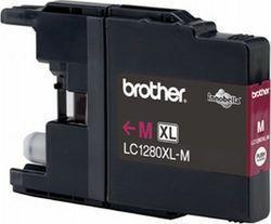 Tusz magenta do drukarki  LC1280XLM,0