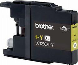 Tusz żółty do drukarki  LC1280XLY,0