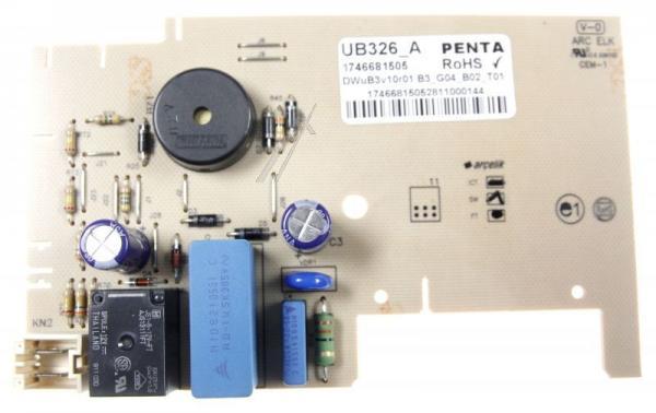 1746681505 ELECTRONIC CARD UB326 ARCELIK,0