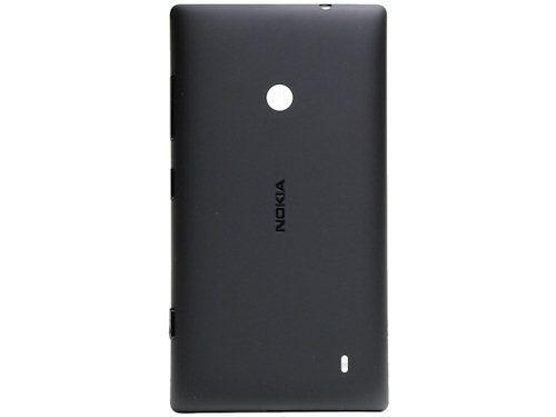 Klapka baterii do smartfona Nokia Lumia 520 02502Z6 (czarna),0