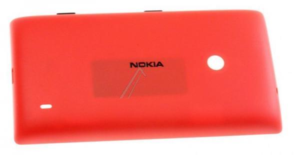 Klapka baterii do smartfona Nokia Lumia 520 02502Z8 (czerwona),0