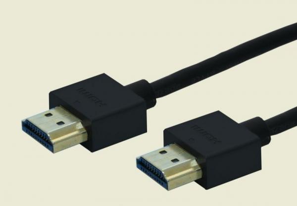 Kabel HDMI 1m (wtyk/wtyk),0