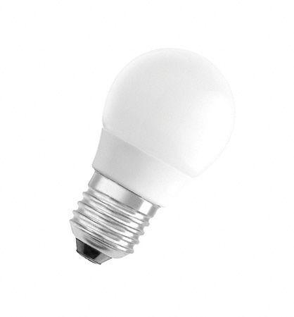 Żarówka | Świetlówka energooszczędna E27 6W Osram duluxstar mini bullet (biały ciepły),0