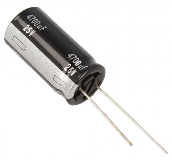 4700uF   25V Kondensator elektrolityczny 105°C ECA1EHG472 31.5mm/16mm,0