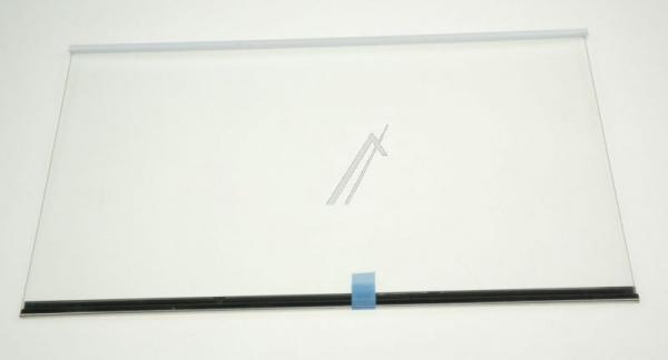 Szyba | Półka szklana kompletna do lodówki 481010563218,0