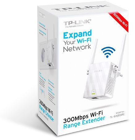 Repeater | Wzmacniacz sygnału WiFi TP-Link TLWA855RE,3