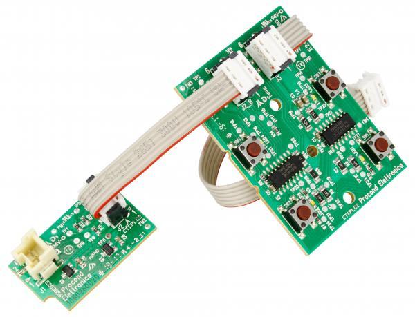 Płytka   Płytka sterujący przycisków panelu sterowania do ekspresu do kawy DeLonghi 5213214471,0