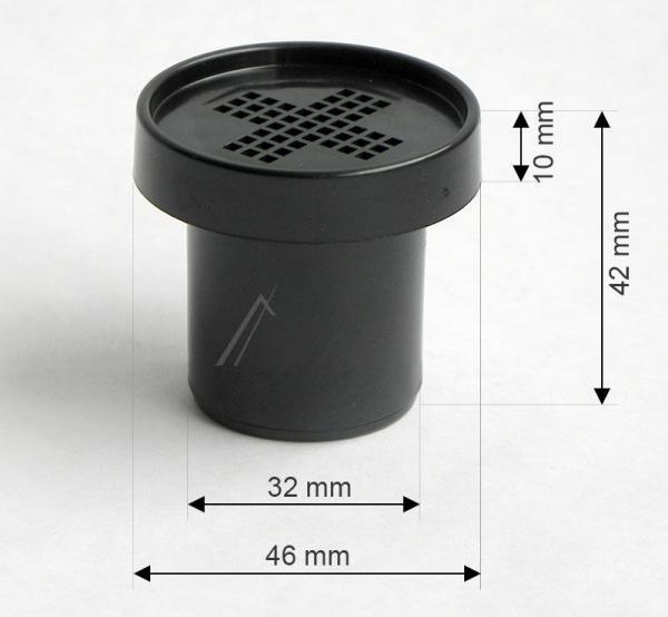Filtr węglowy aktywny do okapu FCA03,0