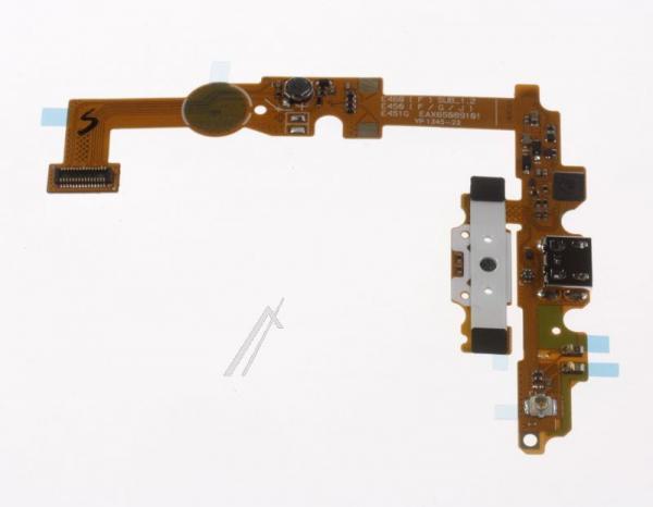 EBR76591601 PCB ASSEMBLY,FLEXIBLE LG,0