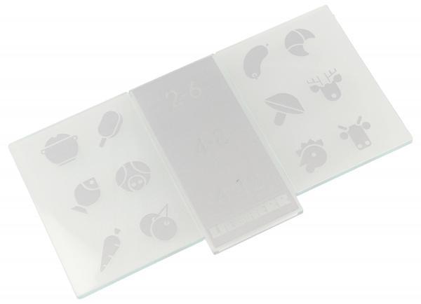 Tabliczka | Karta długości przechowywania żywności do lodówki 742883800,0