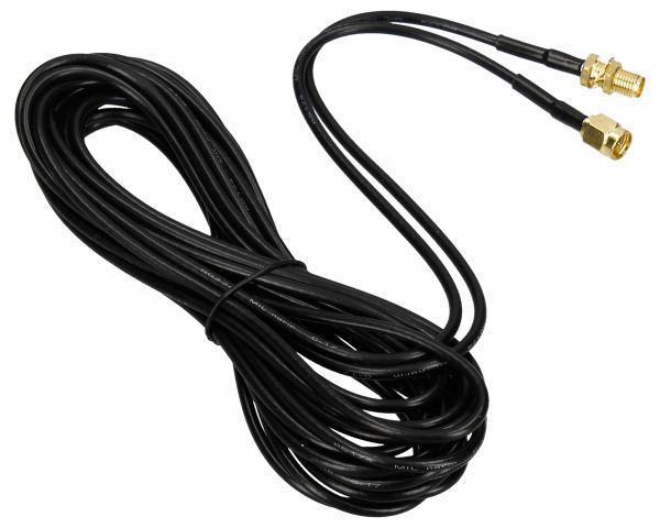 Kabel antenowy SMA - SMA (wtyk/ gniazdo),0
