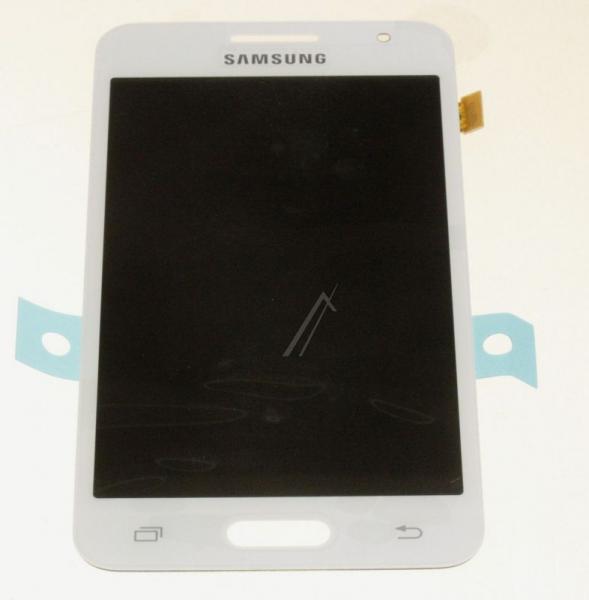 GH9716070A LCD + TOUCH FULL SET FÜR GALAXY CORE 2 (SM-G355H), WEISS SAMSUNG,0