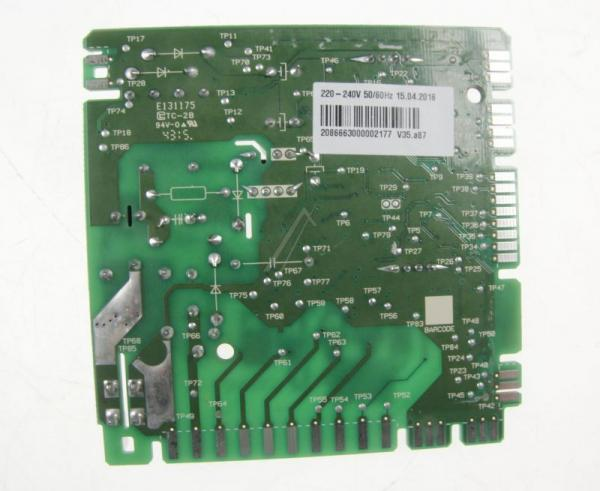 20866630 ELEC.CARD VC15/DISPLAY/1800W VESTEL,1