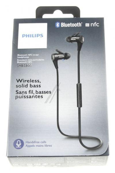 SHB5800BK00 BLUETOOTH NFC IN-EAR SPORT KOPFHÖRER PHILIPS,3