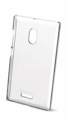 Pokrowiec | Etui silikonowe do smartfona Nokia XL Cellular line 36141 (przezroczysty),0