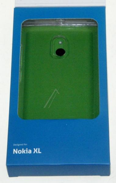 Pokrowiec | Etui silikonowe do smartfona Nokia XL Cellular line 36141 (przezroczysty),3