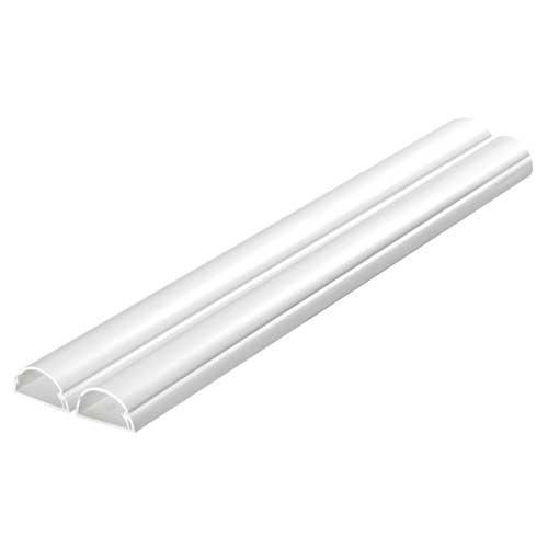 26455 D3015W2X1 osłona na przewody biała 2x1m VIVANCO,0