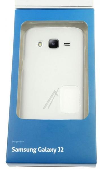 Pokrowiec   Etui silikonowe do smartfona Samsung Galaxy J2 Cellular line 37211 (przezroczysty),2