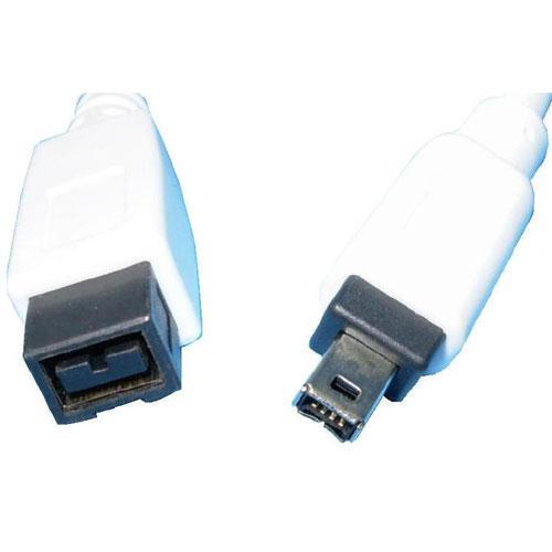 Kabel 2m FireWire 9 pin - FireWire (wtyk/ 4 pin wtyk) 45428,0