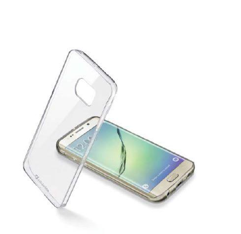 37011 CLEARDUOPHS6EPLT CLEAR DUO- TRANSPARENTES COVER GALAXY S6 EDGE PLUSCELLULAR L CELLULAR LINE,0