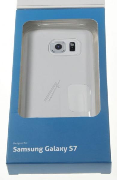 Pokrowiec | Etui silikonowe do smartfona Samsung Galaxy S7 Cellular line 37353 (przezroczysty),2
