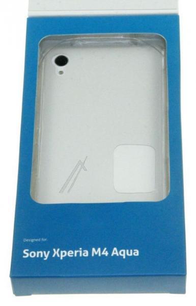 Pokrowiec | Etui gelly case do smartfona Sony Xperia M4 aqua Cellular line 36861 (przezroczysty),3