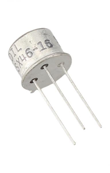 BSX46-16 Tranzystor TO-39 (npn) 60V 1A 50MHz,0