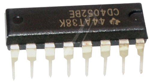 4052 Układ scalony IC,0