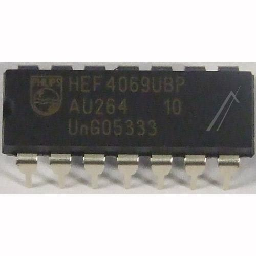 4069 Układ scalony IC,0
