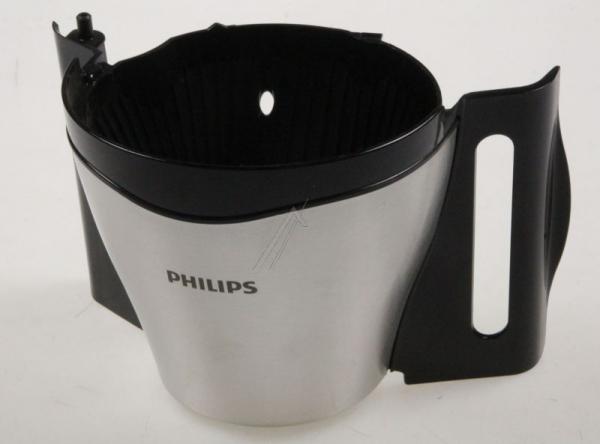 Koszyk | Uchwyt stożkowy filtra do ekspresu do kawy Philips 422245945502,0