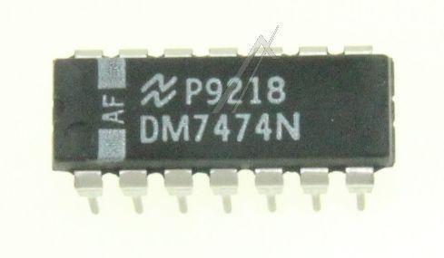SN7474 Układ scalony IC,0