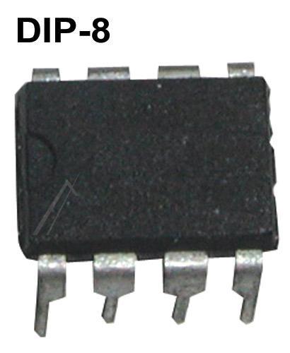 TL081 Układ scalony DIP8 TEXAS-INSTRUMENTS,0