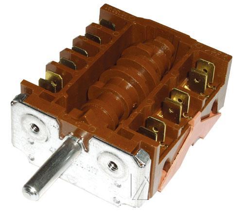 Przełącznik do piekarnika Whirlpool 481927328223,0