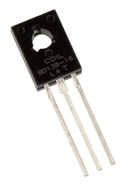 BD138-16 Tranzystor TO-126 (pnp) 45V 1.5A 160MHz,0