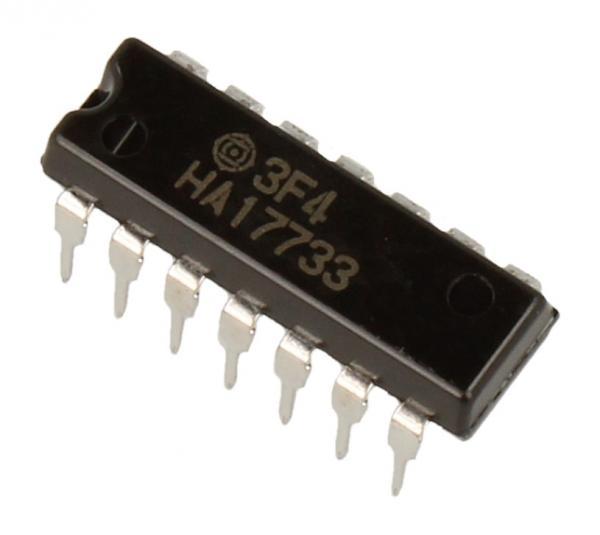 UA733CN Układ scalony IC,0