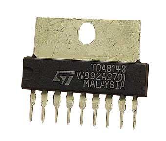 TDA8143 Układ scalony IC,0