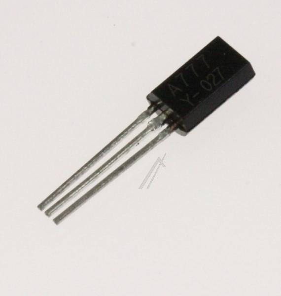 2SA777 Tranzystor TO-92 (pnp) 80V 0.5A 120MHz,0