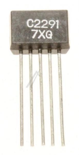 2SC2291 Tranzystor (npn) 100V 50mA 50MHz,0