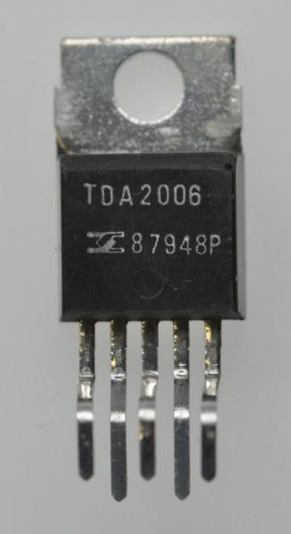 TDA2006(H,V) Układ scalony IC,0