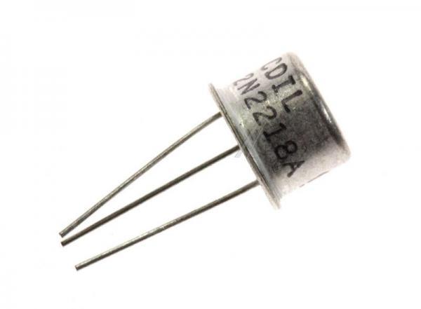 2N2218A Tranzystor TO-39 (npn) 40V 800mA 250MHz,0
