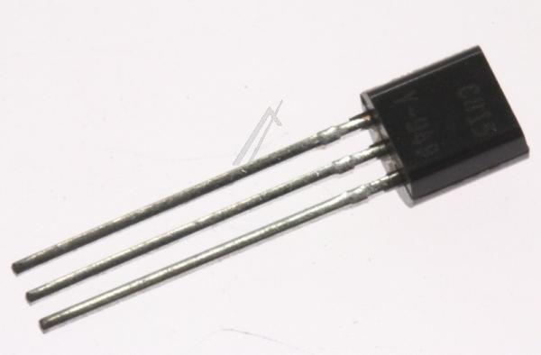 2SC815 Tranzystor TO-92 (npn) 45V 200mA 100MHz,0