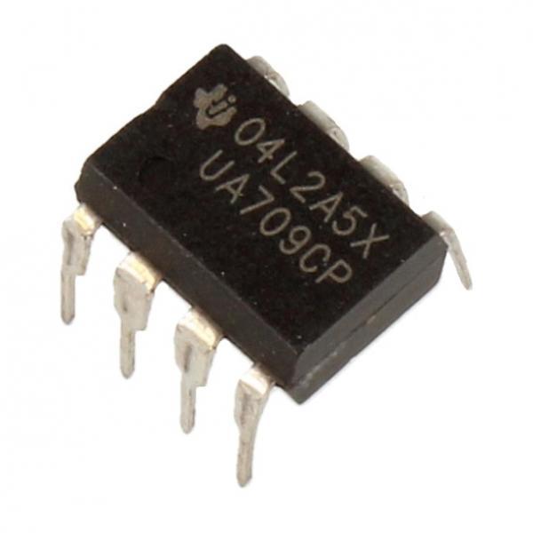 UA709 Układ scalony IC,0