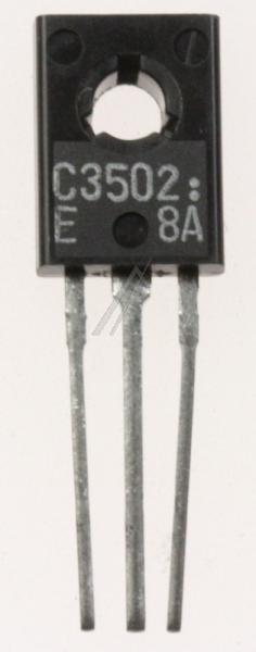 2SC3502 Tranzystor TO-126 (npn) 200V 100mA 150MHz,0