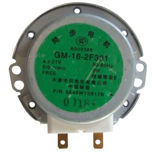 Silnik napędowy GM-16-2F301 mikrofalówki LG 6549W1S017B,0
