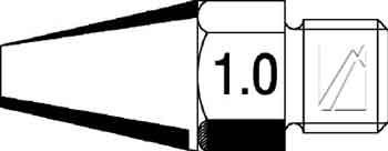 Grot 1mm do lutownicy 0662BE Ersa,0
