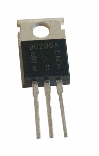 BUZ90A Tranzystor TO-220AB (N-CHANNEL) 600V 4A,0