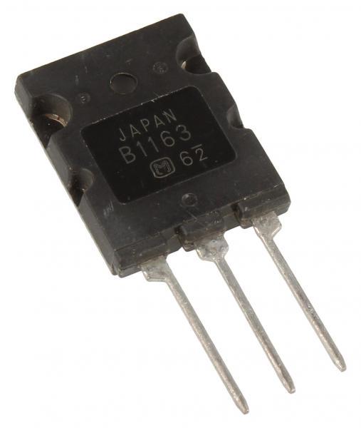 2SB1163 Tranzystor TOP-3 (pnp) 180V 15A 20MHz,0
