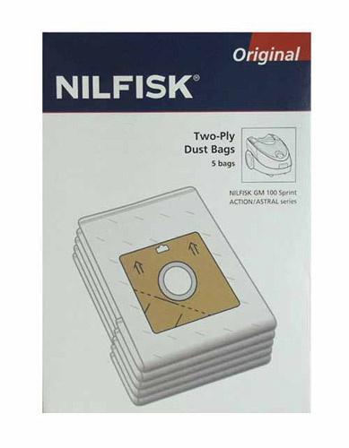 Worek do odkurzacza Nilfisk 5szt. (+filtr) 30050002,0